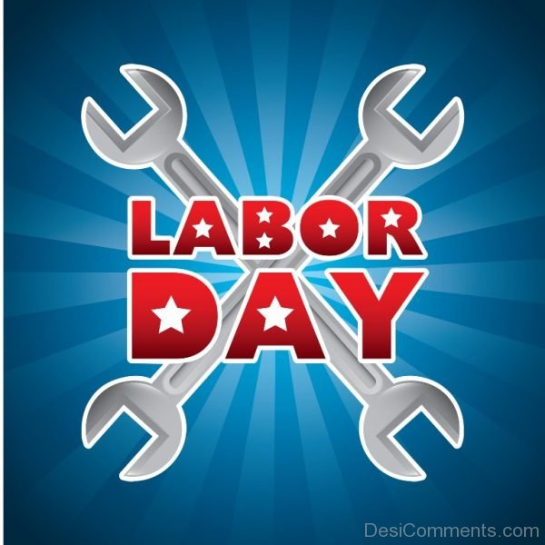 Lovely Labour Day Pic