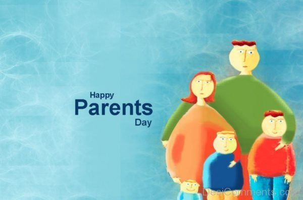 Lovely Parents Day Pic