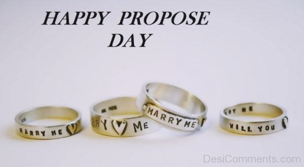 Lovely Pic Of Happy Propose Day