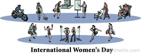 Lovely Pic Of International Womens Day