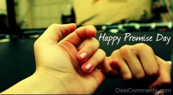 Lovely Promise Day Image
