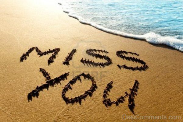 Picture: Miss You