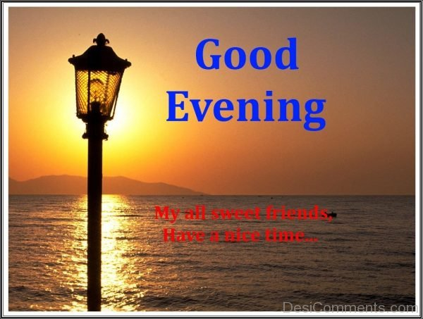 My All Sweet Friends Have A Nice Time