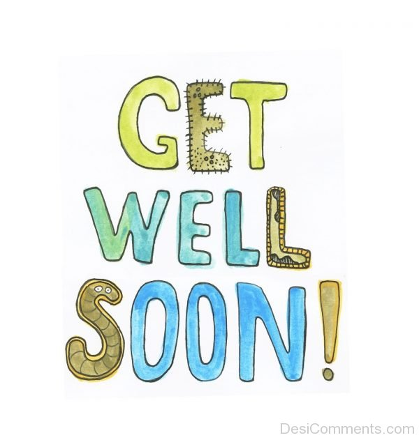 Nice Get Well Soon Image