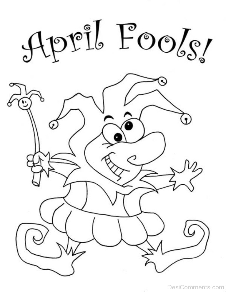 april printable coloring pages - photo#39