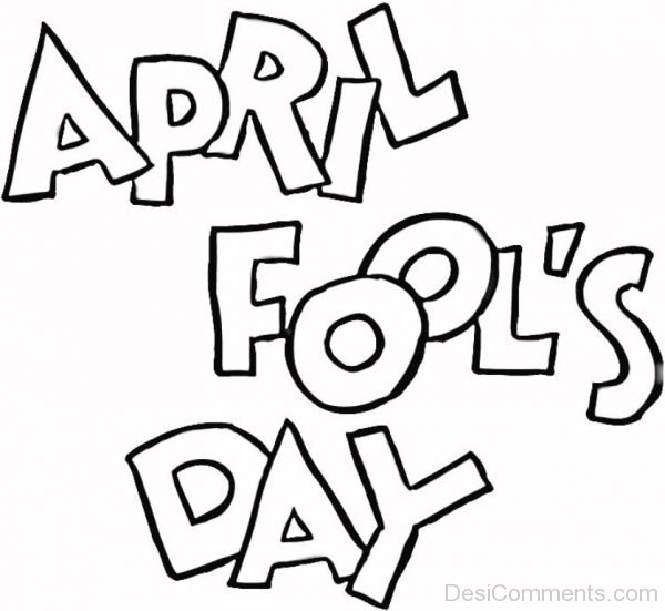 Nice Pic Of April Fools Day