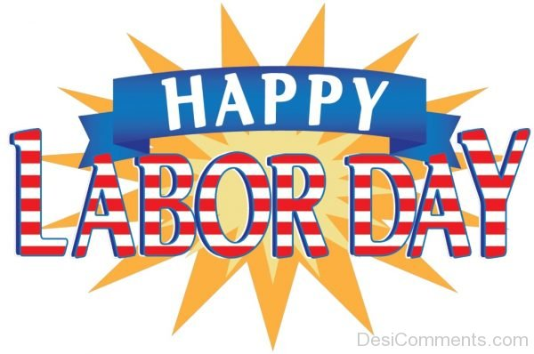 Nice Pic Of Happy Labour Day
