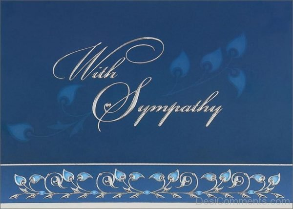 Nice Pic Of Sympathy