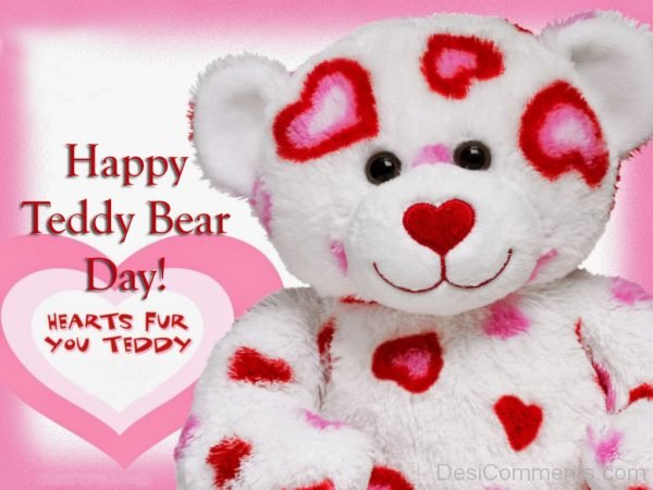 Nice Pic Of Teddy Bear Day