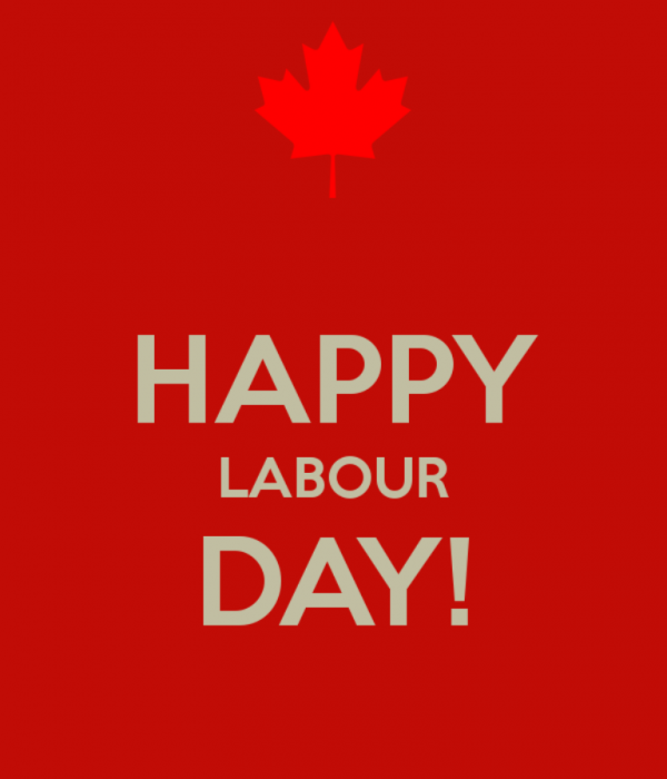 Outstanding Labour Day Pic