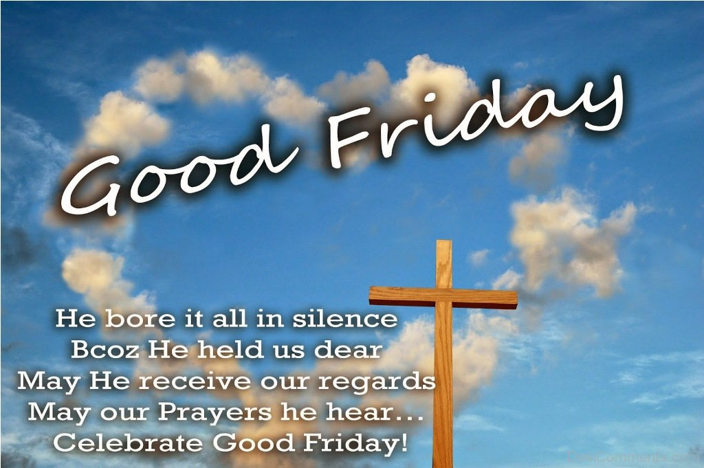 Good friday pictures images graphics for facebook whatsapp for Good comments on pic