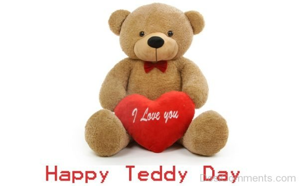 Outstanding Teddy Bear Day Pic
