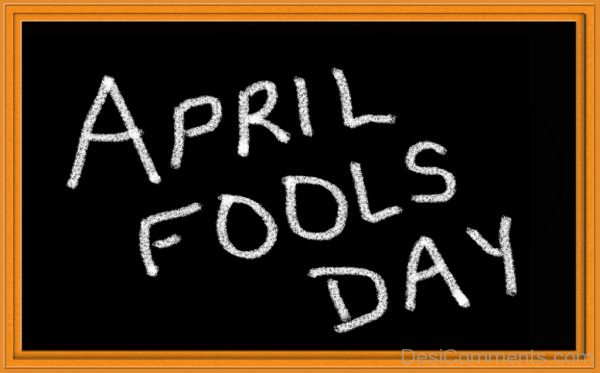 Photo Of April Fools Day