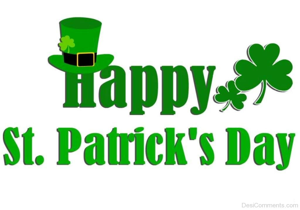 The real st patricks day