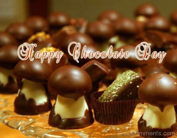 Pic Of Happy Chocolate Day