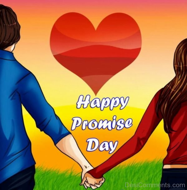 Pic Of Happy Promise Day