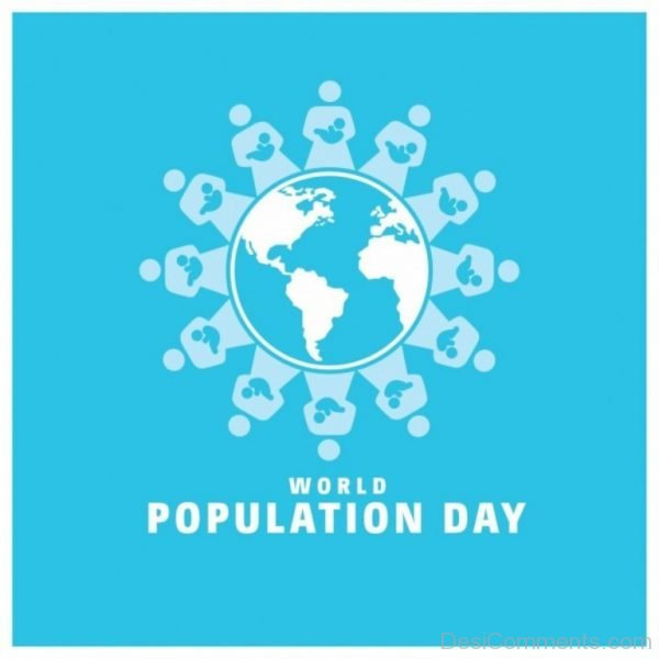 World Popullation Day - 11 July  IMAGES, GIF, ANIMATED GIF, WALLPAPER, STICKER FOR WHATSAPP & FACEBOOK