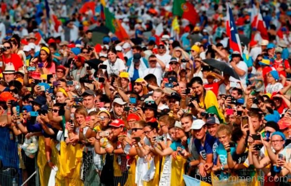 Pic Of World Youth Day