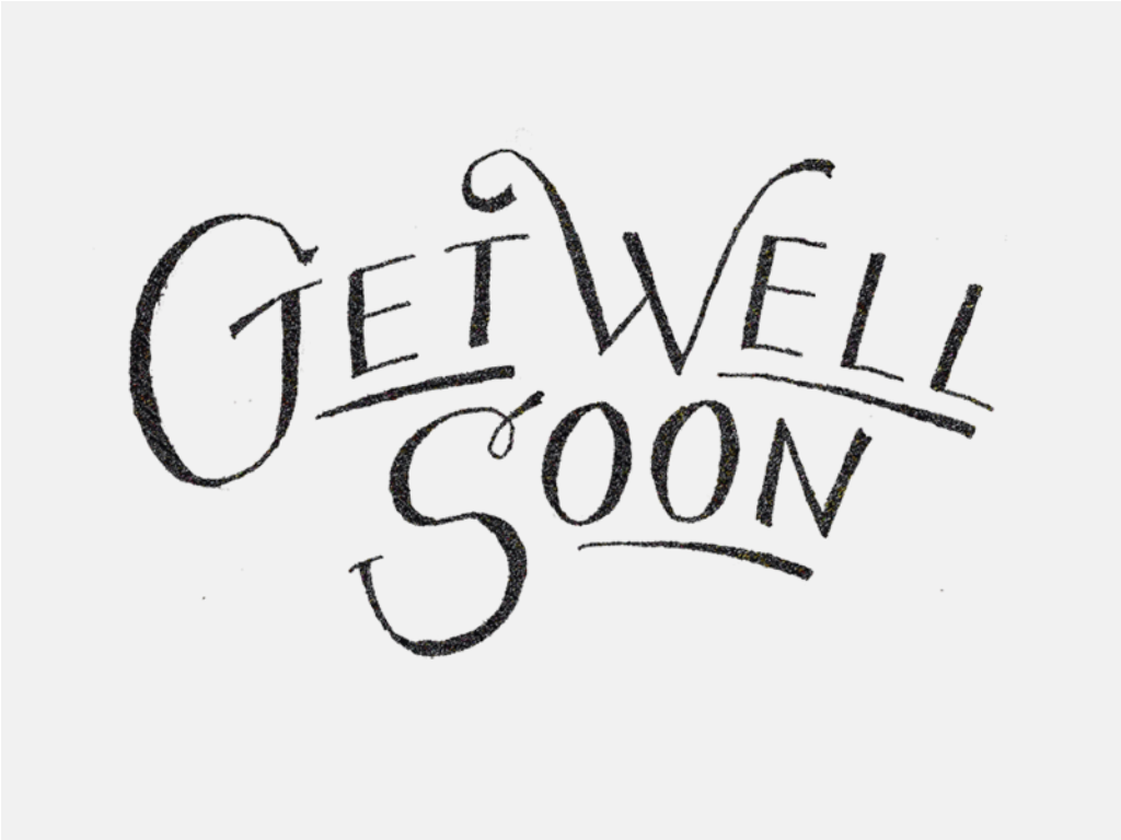 Get Well Soon Templates For Kids