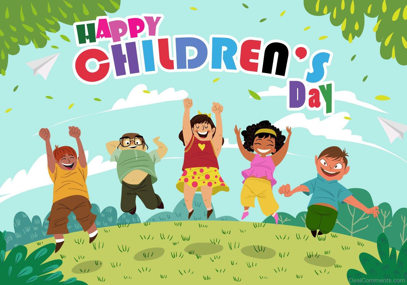 childrens day There is no rhyme or reason for the discrepancies in dates, all that is important is that we celebrate and honour children across the world every day.