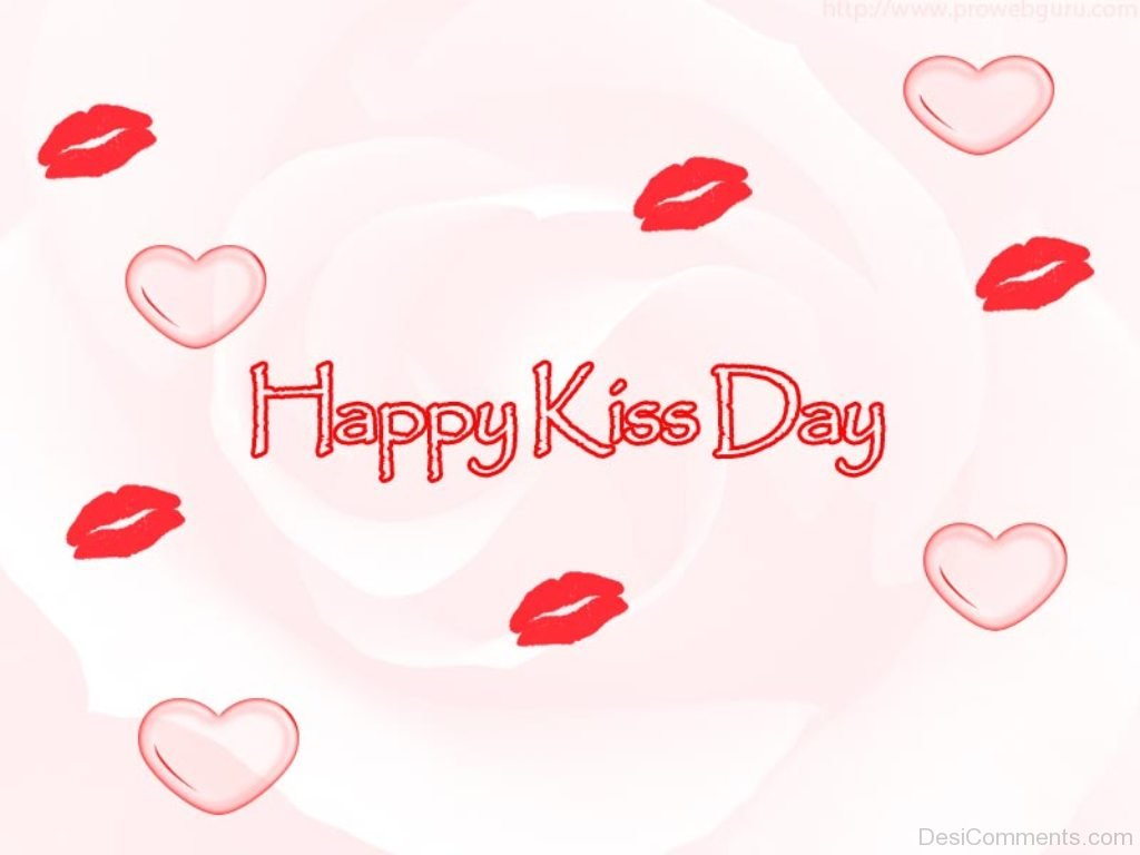 30 Happy Kiss Day Pictures Wallpapers For Lover Special: Kiss Day Pictures, Images, Graphics
