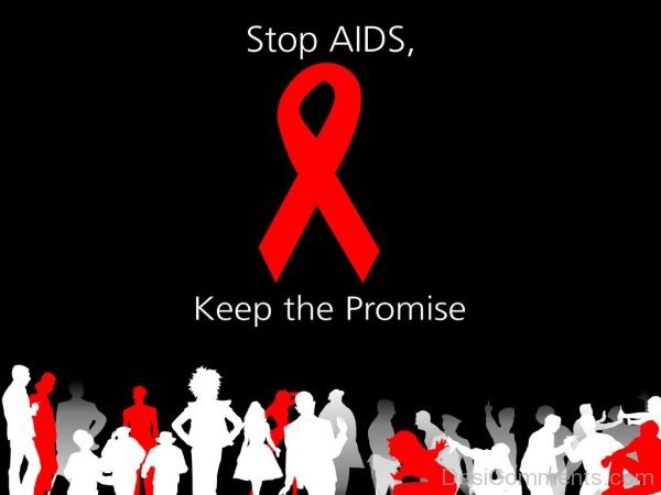 Stop AIDs Keep The Promise