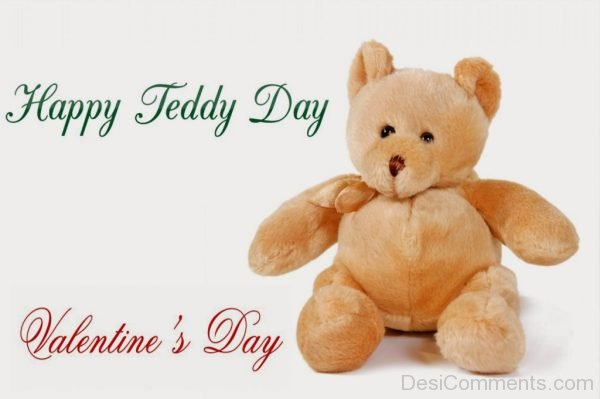 Stunning Pic Of Teddy Bear Day
