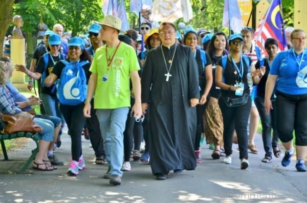 Stunning Pic Of World Youth Day