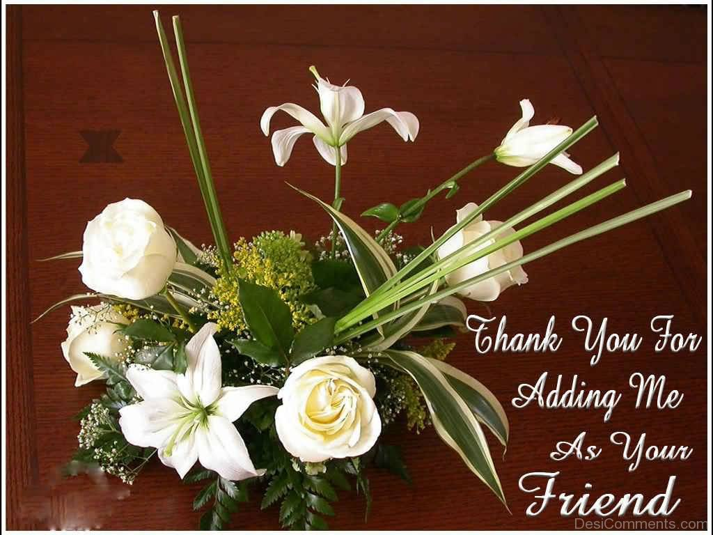 Image result for thanks for accepting my friend request images