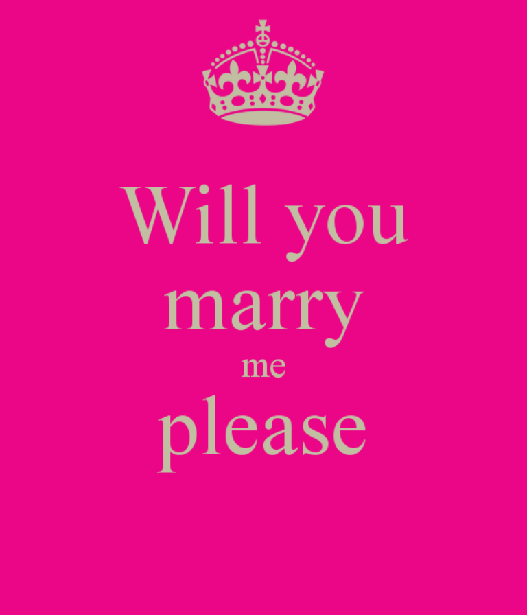 Will You Marry Me Please - DesiComments.com