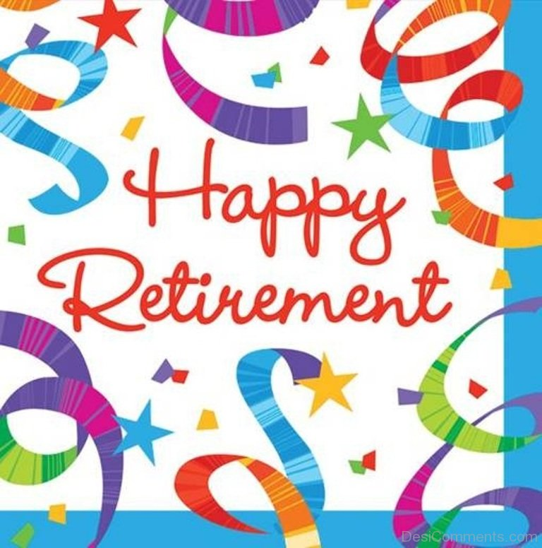 Happy Retirement Pictures, Images, Graphics for Facebook, Whatsapp