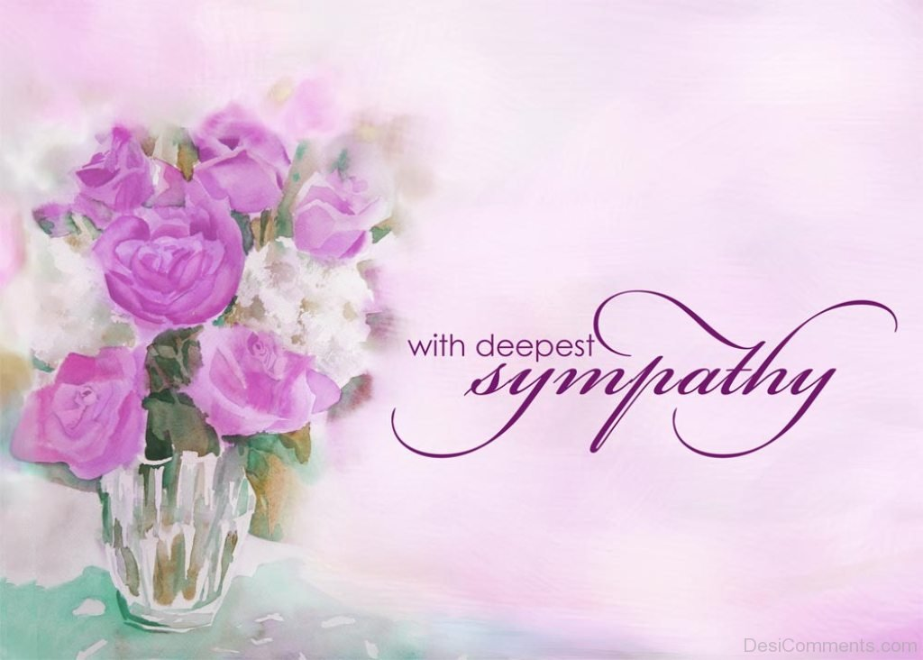 Sympathy Pictures, Images, Graphics for Facebook, Whatsapp ...