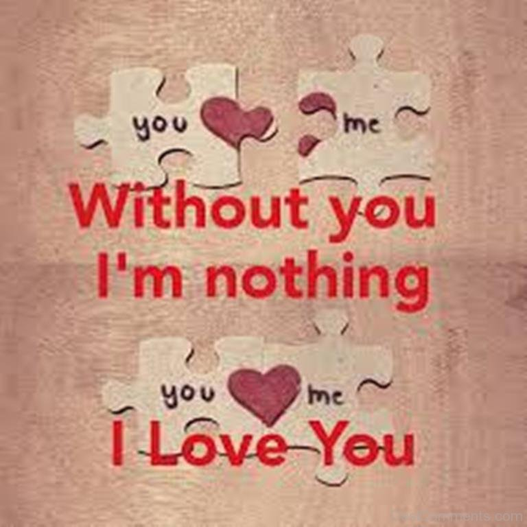Without You I am Nothing - DesiComments com