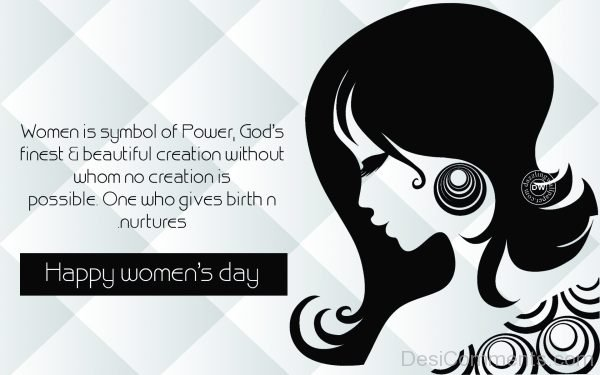 Picture: Women Is Symbol Of Power