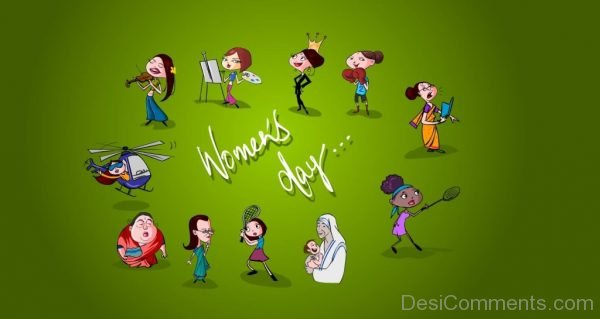 Womens Day Pic