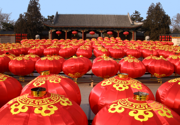 Picture: Wonderful Photo Of Spring Festival