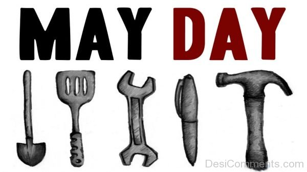 Wonderful Pic Of May Day