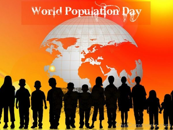 WORLD POPULLATION DAY - 11 JULY PHOTO GALLERY   : IMAGES, GIF, ANIMATED GIF, WALLPAPER, STICKER FOR WHATSAPP & FACEBOOK #EDUCRATSWEB