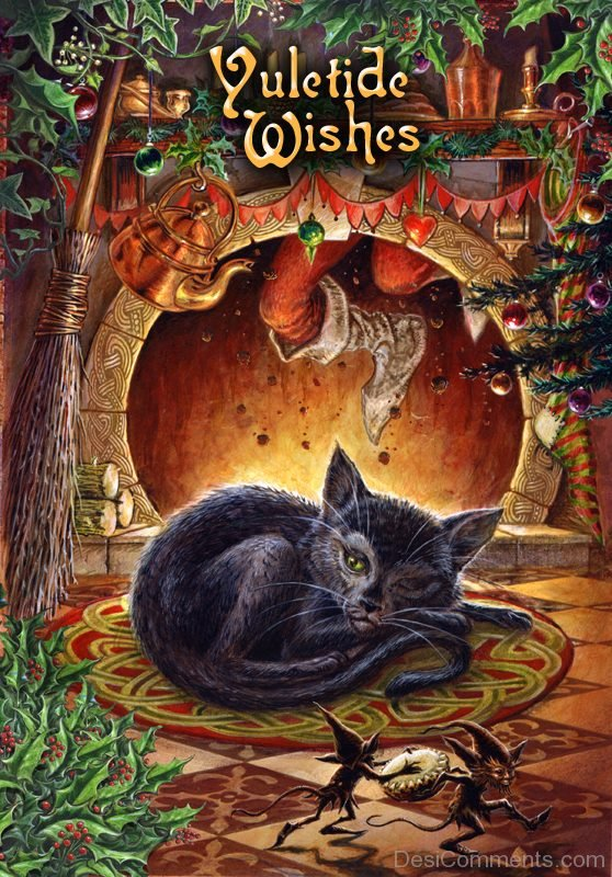Picture: Yuletide Wishes