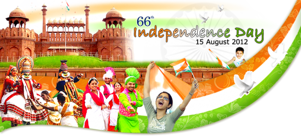 66th Independence Day of India 2012