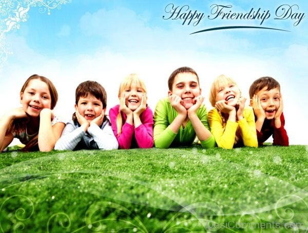 Awesome Pic Of Happy Friendship Day
