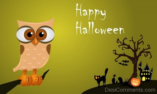 Awesome Pic Of Happy Halloween