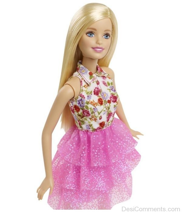 Barbie Multicolored Fashion Doll