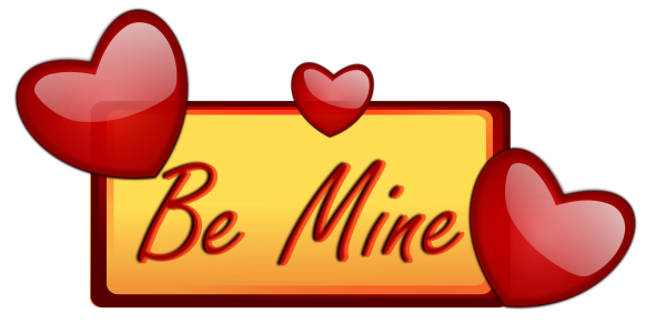 Picture: Be Mine !!