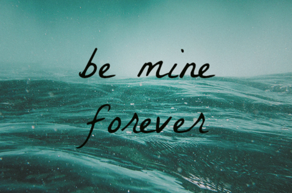 Picture: Be Mine Forever