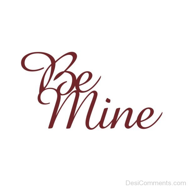 Be Mine Photo