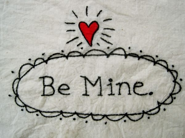Picture: Be Mine Pic