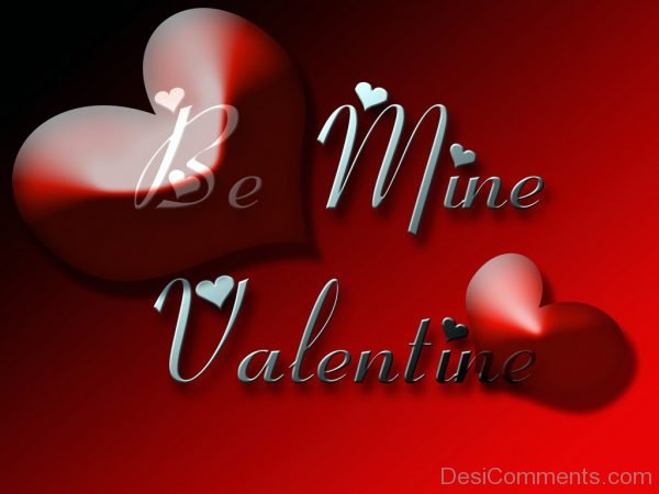 Picture: Be Mine Valentine