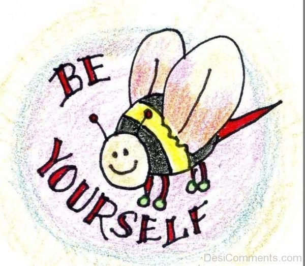 Be Yourself Photo