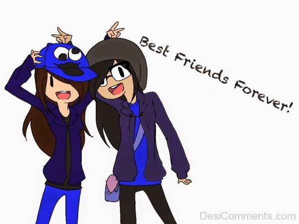 Best Friends Forever !